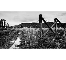 Outland BW Photographic Print