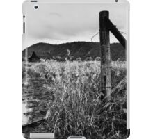 Outland BW iPad Case/Skin
