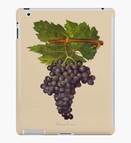 Bunch of Grapes iPad Case/Skin