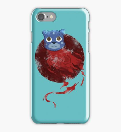 Blue Berry ( Decay version ) iPhone Case/Skin