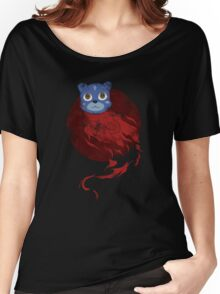 Blue Berry ( Decay version ) Women's Relaxed Fit T-Shirt