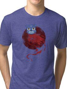 Blue Berry ( Decay version ) Tri-blend T-Shirt