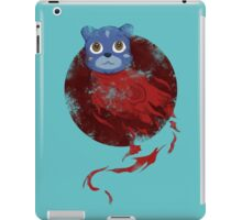 Blue Berry ( Decay version ) iPad Case/Skin