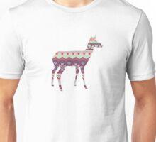 Tribal Deer  Unisex T-Shirt