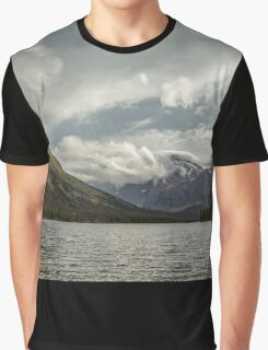 Breakthrough at Lake Josephine Graphic T-Shirt