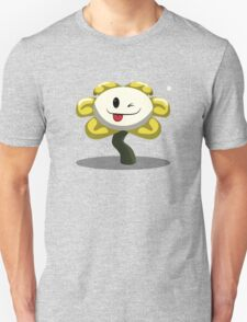 Flowey The Flower - Vector Unisex T-Shirt