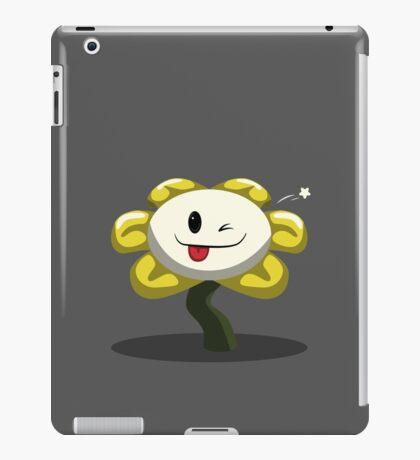 Flowey The Flower - Vector iPad Case/Skin