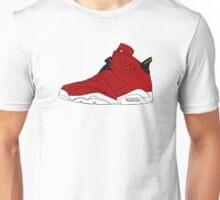 J6 History of Jordan Unisex T-Shirt