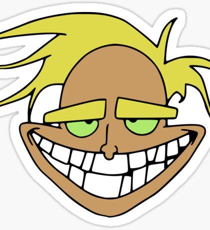 Freaky Fred Sticker