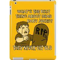 Dead Baby Jokes iPad Case/Skin