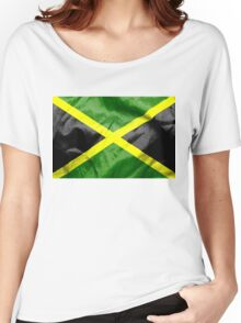 Jamaica Flag Women's Relaxed Fit T-Shirt
