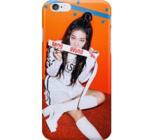 dumb dumb seulgi iPhone Case/Skin