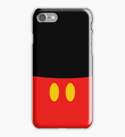 The Mickey Look iPhone Case/Skin
