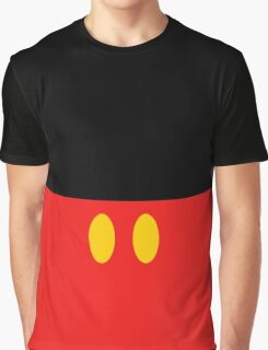The Mickey Look Graphic T-Shirt