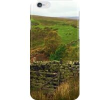 Yorkshire Dales, UK iPhone Case/Skin