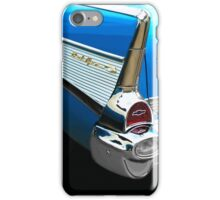 1957 Chevy BelAir iPhone Case/Skin