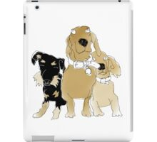 Leo, Freddie and Coco iPad Case/Skin