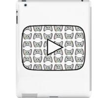 Youtube Gaming Logo iPad Case/Skin