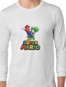 MARIO 11 Long Sleeve T-Shirt
