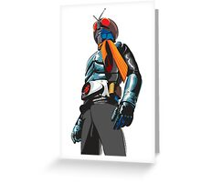 Kamen Rider Greeting Card