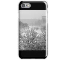 Snow in the Bijlmer iPhone Case/Skin