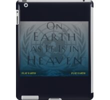 #HEAVEN NEWS iPad Case/Skin