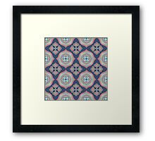 Wonderful Ornement Framed Print
