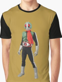 Kamen Rider Graphic T-Shirt