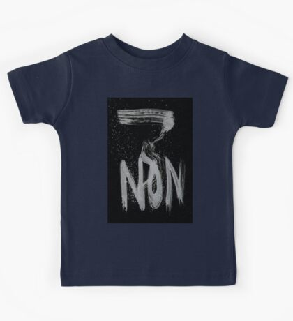 0060 - Brush and Ink - NON Kids Tee