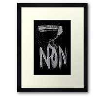 0060 - Brush and Ink - NON Framed Print