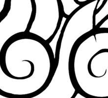 ATLA Elemental Unity Sticker