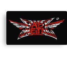 baby metal logo Canvas Print