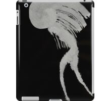 0056 - Brush and Ink - Matchstick iPad Case/Skin