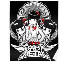 baby metal tour Poster