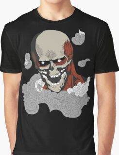 eren titan skeleton  Graphic T-Shirt