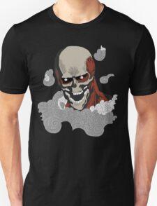 eren titan skeleton  Unisex T-Shirt