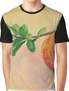 Pomegranate fruit still life Graphic T-Shirt