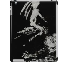 0057 - Brush and Ink - Garden Set iPad Case/Skin