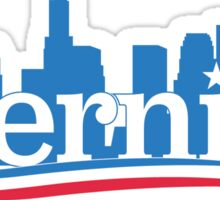 Vote for Bernie Sanders 2016 Sticker