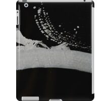 0053 - Brush and Ink - Fox's Chilly Night iPad Case/Skin