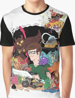 Imagination Graphic T-Shirt