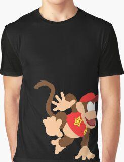 Diddy Kong - Super Smash Bros. Graphic T-Shirt