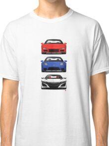 Honda NSX generations  Classic T-Shirt
