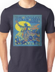 The Valley of Color Days Book Unisex T-Shirt