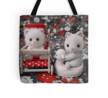 Sylvanian Families ~ Cat Babies Tote Bag
