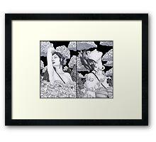 Fare Framed Print