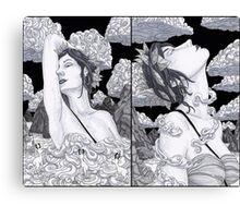 Fare Canvas Print