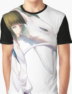 Haku the Dragon  Graphic T-Shirt