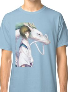 Haku the Dragon  Classic T-Shirt