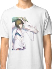 Haku the Dragon  Classic T-Shirt